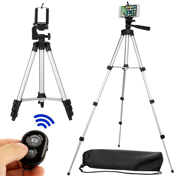 Long tripod Bluetooth Remote Control Self-Timer