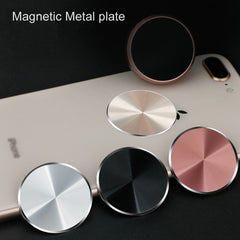 Metal Plate For Magnetic Car Phone Holder