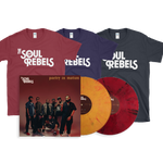 Poetry In Motion LP + T-Shirt Bundle