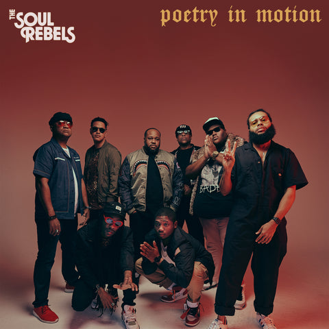'Poetry In Motion' CD