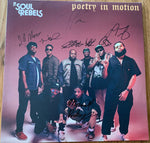 Soul Rebels Poetry in Motion Vinyl  *SIGNED*
