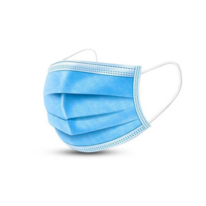 IN-STOCK Surgical Face Masks - 50 Pack