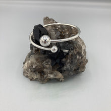 Load image into Gallery viewer, Sterling Silver Bypass Bracelet