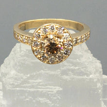 Load image into Gallery viewer, Chocolate Diamond Ring