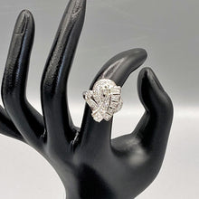 Load image into Gallery viewer, Diamond Cocktail Ring