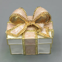 Load image into Gallery viewer, Enamel Gift Box