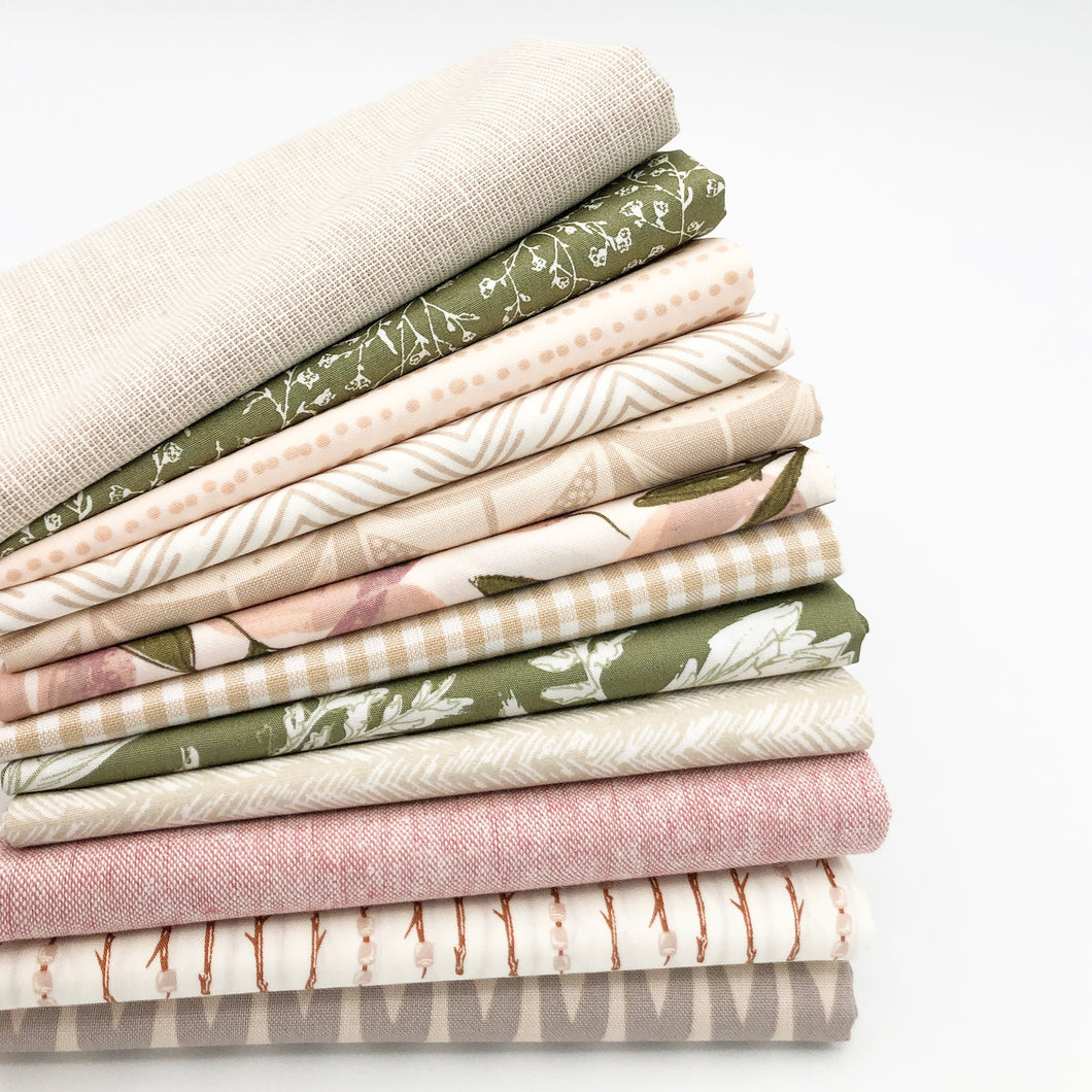 Fat Quarter Bundle | Plum Picnic