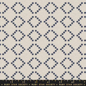 Parade in Navy | Warp & Weft by Alexia Marcelle Abegg