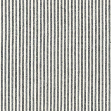 Load image into Gallery viewer, Essex Yarn Dyed Linen | Classic Woven in Black Stripes