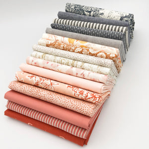 Agnes Quilt Bundle | Square Throw Size