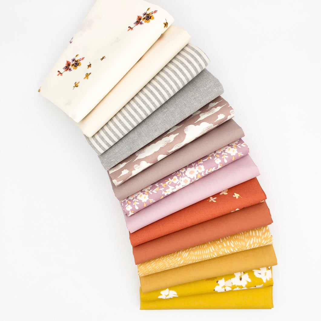 Fat Quarter Bundle | Fall Showers