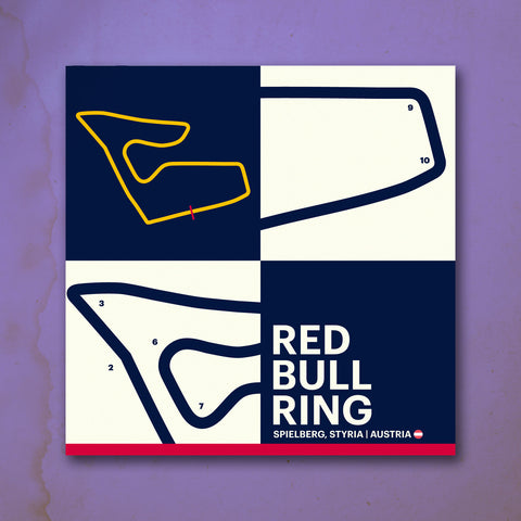 Red Bull Ring Posters