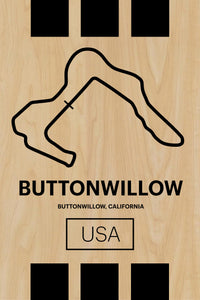 Buttonwillow - Pista Series - Wood