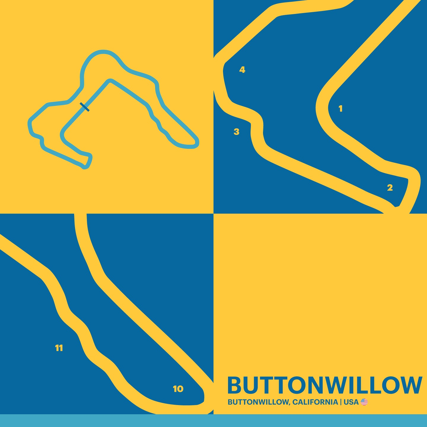 Buttonwillow - Garagista Series