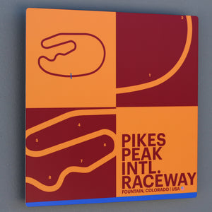 Pikes Peak International Raceway - Garagista Series