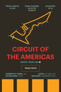 Circuit of the Americas - Corsa Series
