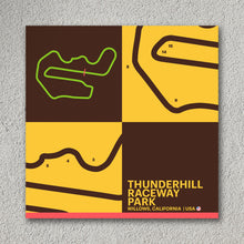 Load image into Gallery viewer, Thunderhill Raceway Park - Garagista Series