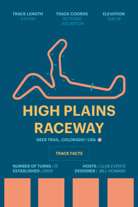 High Plains Raceway - Corsa Series