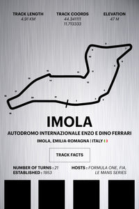 Imola - Corsa Series - Raw Metal