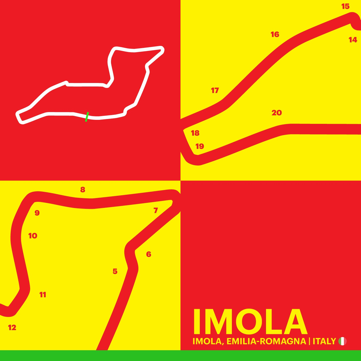Imola - Garagista Series