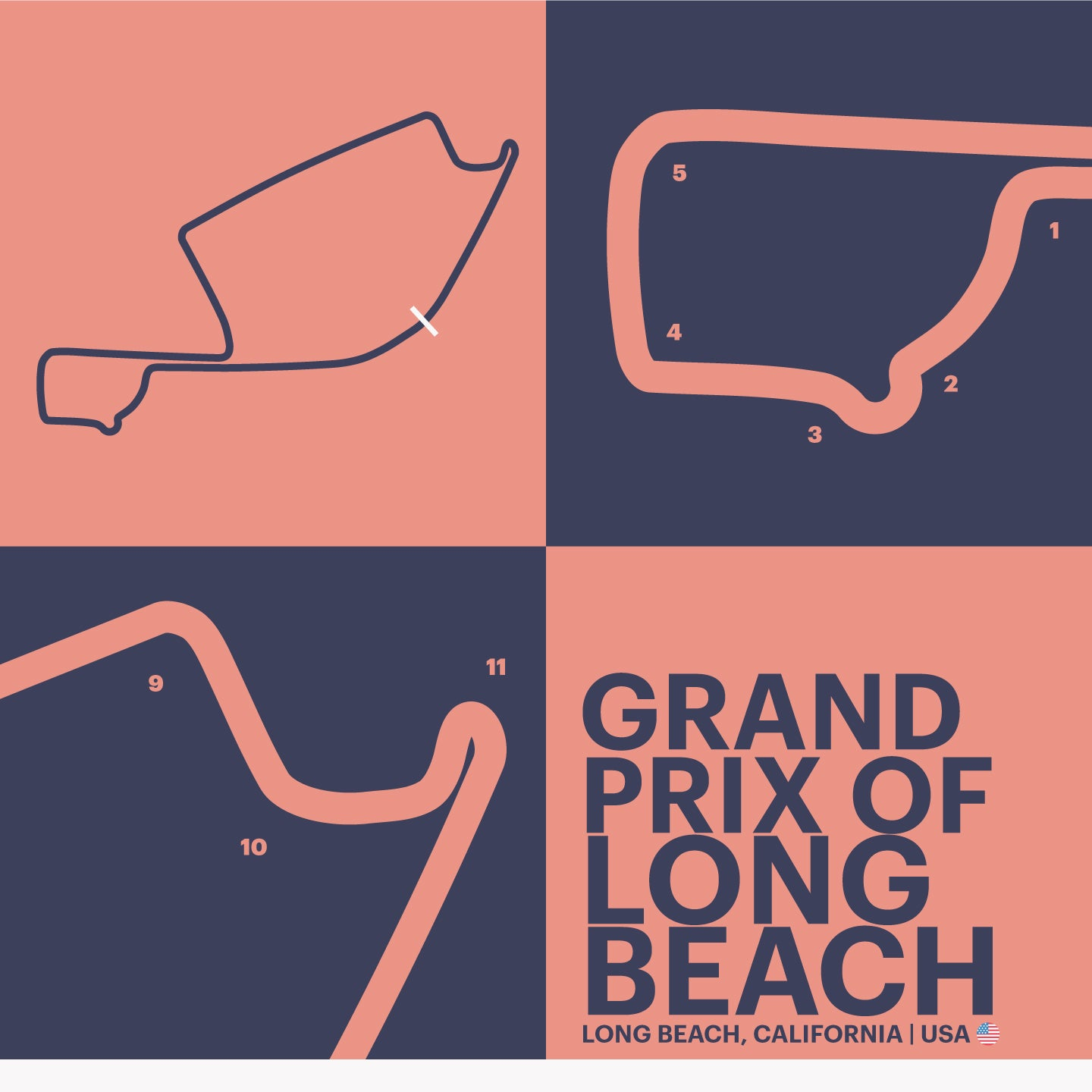 Grand Prix of Long Beach - Garagista Series