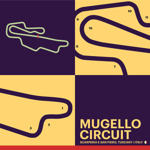 Mugello Circuit - Garagista Series