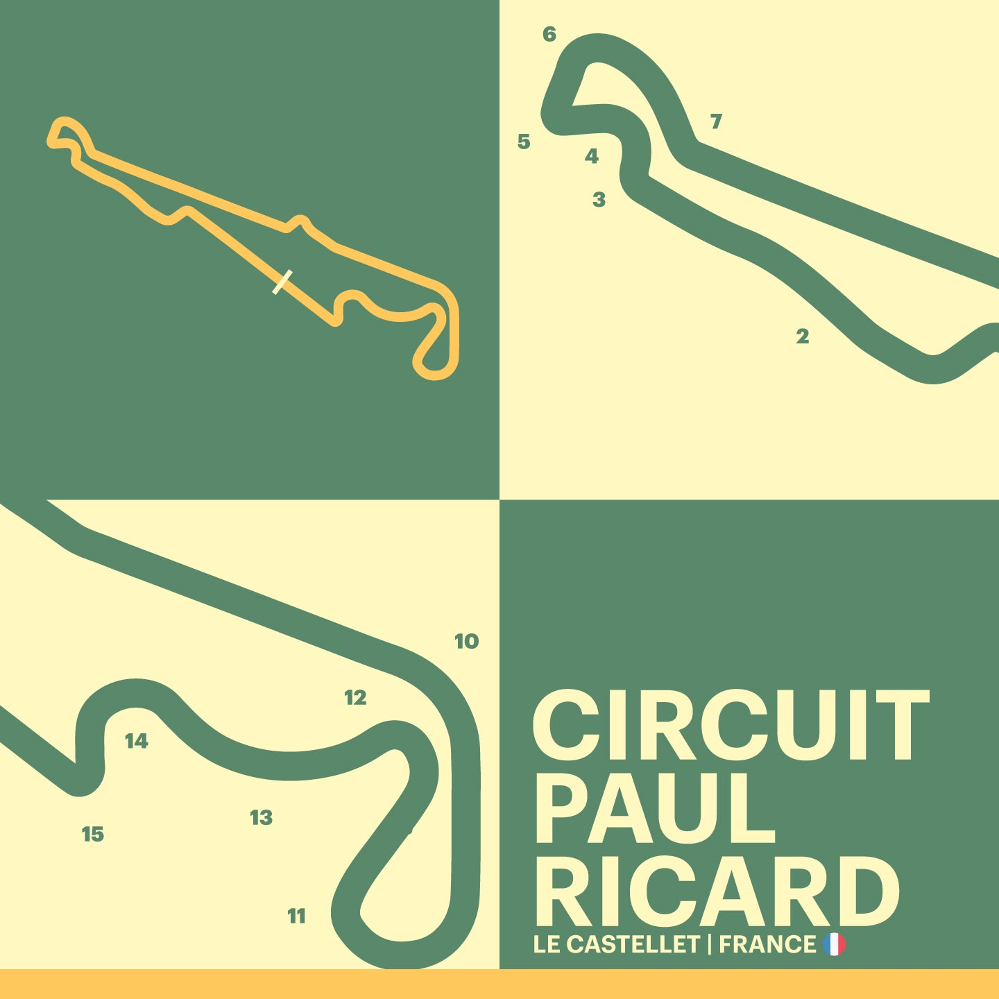 Paul Ricard - Garagista Series