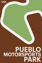 Load image into Gallery viewer, Pueblo Motorsports Park - Velocita Series