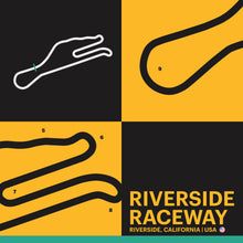 Load image into Gallery viewer, Riverside Raceway - Garagista Series