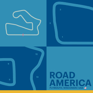 Road America - Garagista Series