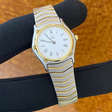 Load image into Gallery viewer, Ebel Ladies Wave Watch