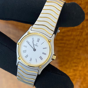 Ebel Ladies Wave Watch