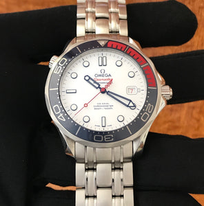 Omega Seamaster Professional Commander 007 Edition