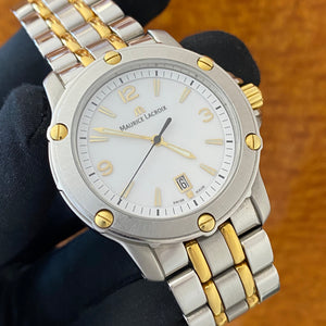 Maurice Lacroix Tiago 18k/Stainless Steel