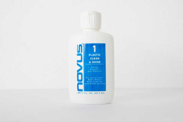 Novus #1 - Plastic Clean & Shine