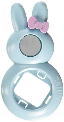 CLOVER Rabbit Self-Portrait Mirror for Fujifilm Instax Mini 7s 8 Camera - Blue