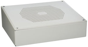 Valcom V-9807 Vandal Resistant Enclosure and Faceplate for 8-Inch Wall Speaker