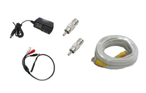 Complete Microphone Kit for CCTV Security System, 25