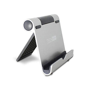 I Pad Stand Tech Matte Multi Angle Aluminum Holder For Tablets, E Readers And Smartphones, Nintendo Sw