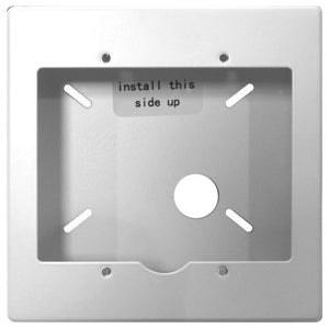 Intrasonic Technology IST I2000 Intercom Door Station Metal Surface-Mount Box (IDSMB)