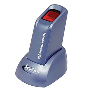 SecuGen Hamster Plus - Fingerprint Scanner (Finger Scanner)-HSDU03P