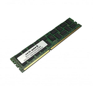 parts-quick 16GB Memory for Dell PowerEdge R530 DDR4 PC4-17000 2133 MHz RDIMM RAM