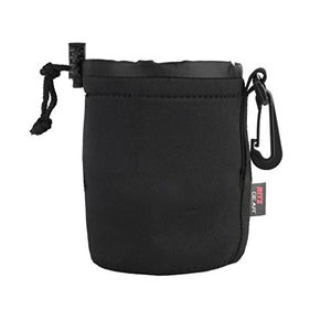 Ritz Gear Small Neoprene Protective Pouch for DSLR Camera Lenses