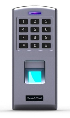 DAVID-LINK F-300 Biometric outdoor Access Control Reader-Fingerprint or Passcode