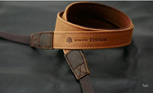 MATIN Vintage-30 BRWON DSLR SLR Camera Neck Shoulder Leather Strap