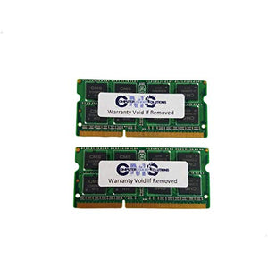 8Gb 2X4Gb Ram Memory Compatible with Dell Studio 15 (1558) Notebooks Ddr3 by CMS (A29)