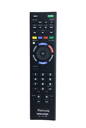 VINABTY New RM-YD087 RMYD087 Replaced Remote fit for Sony Plasma TV KDL-55W802A KDL-47W802A KDL-42W800A KDL-42W655A KDL-32W655A KDL-50W650A KDL-32W650A KDL-42W800A KDL-46W950A KDL-47W802A