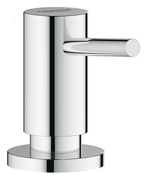 Grohe Cosmopolitan Soap/Lotion Dispenser,Starlight Chrome