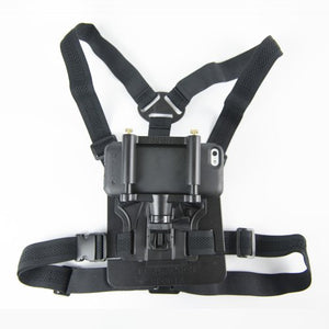 READYACTION Sport -Smartphone/Camera Chest Harness -Ships w/Free Bike Mount