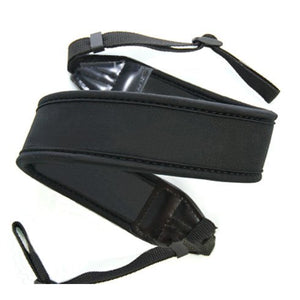 Panasonic HC-VX870 Shock Absorbing 44 Inch Classic Neoprene Strap by Digital + Nw Direct Micro Fiber Cleaning Cloth